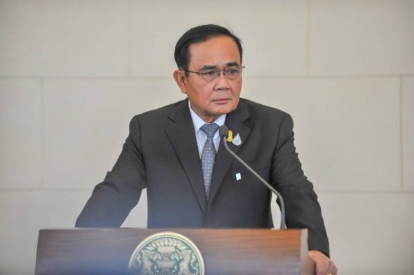Thai PM says news of Egyptian delegation incident was like being hit by a plane