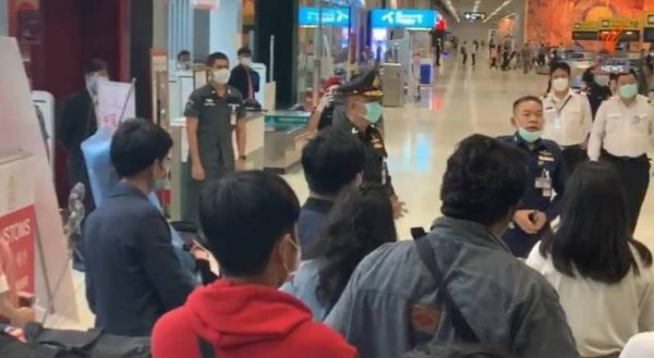 Thailand closed to arriving flights for three days after incident