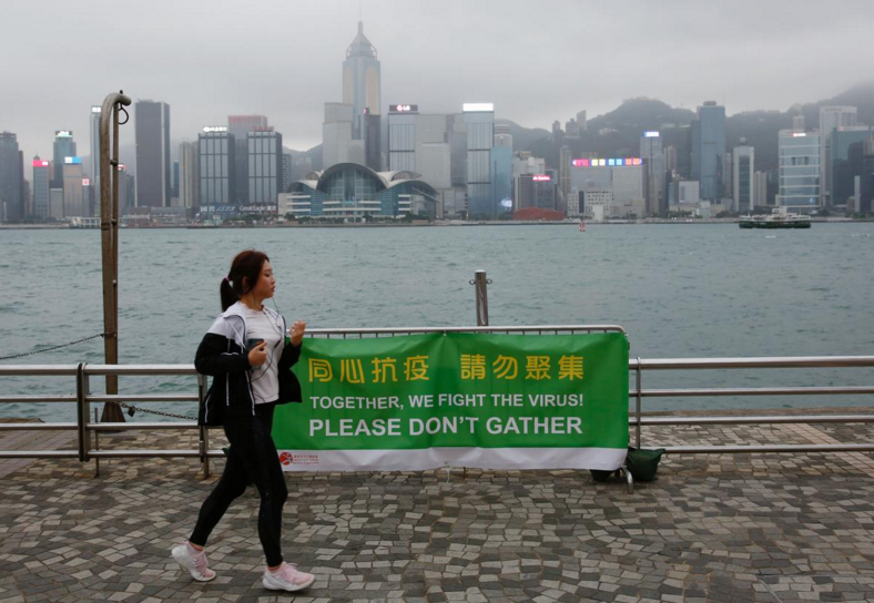 Hong Kong Reports Zero New Coronavirus Cases For First Time Since
