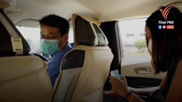 Thailand's first infected cabbie recalls his experience of stigmatization