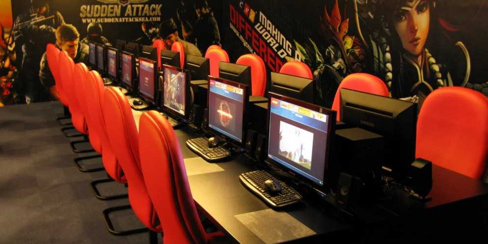 Game and internet café operators petition for resumption of ...
