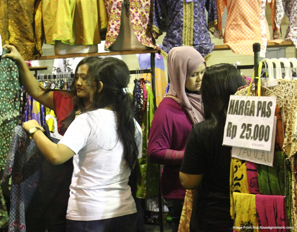Daftar Tempat Belanja Batik Murah di 5 Kota di Indonesia – Thamrin City Mall 835d6fe013