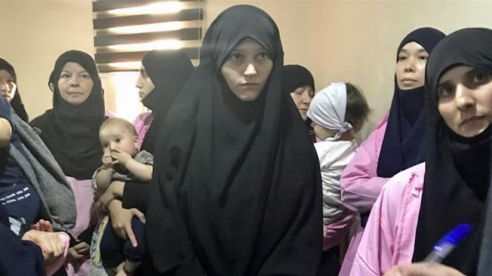 ISIS meehunah uffanvi kudhin Russia ah