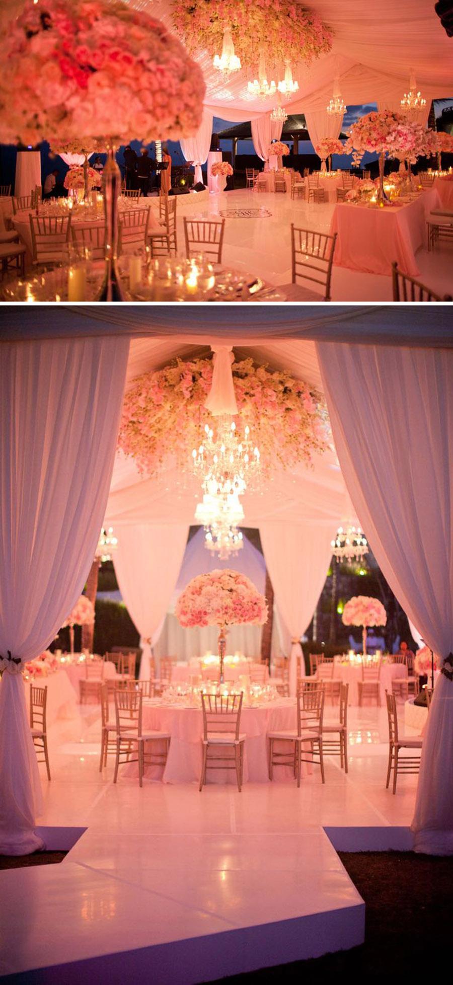 weddingpinkuplighting