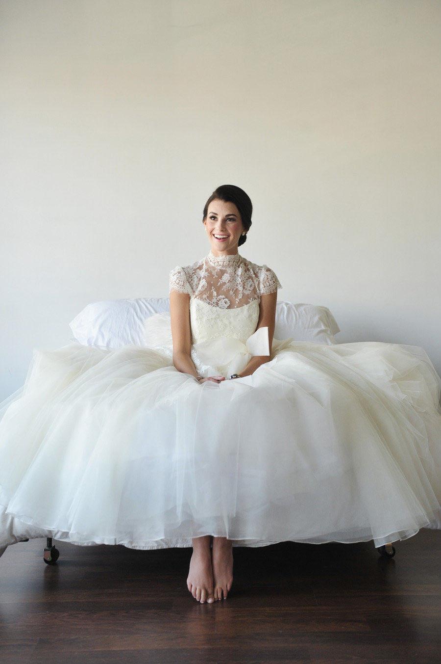 Ballet style dresses