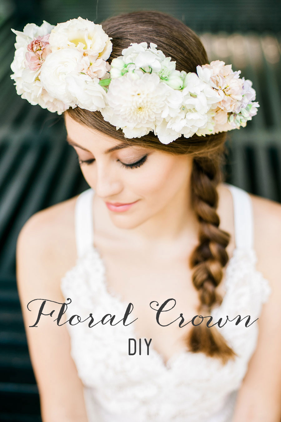 The wedding scoop when it comes to looking for the perfect accessory to top off your wedding outfit nothing quite comes close to an impeccably styled floral crown izmirmasajfo