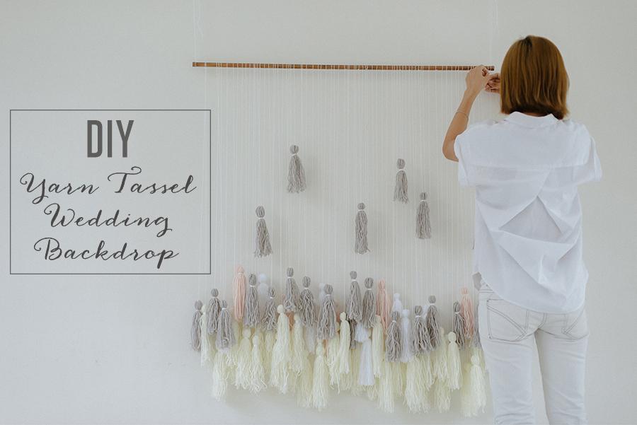 01p-DIY-Yarn-Tassle-Wedding-Backdrop