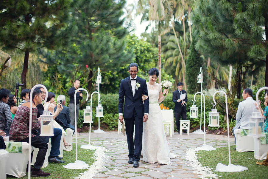 Outdoor Wedding Ideas Tips From The Experts: The Wedding Scoop