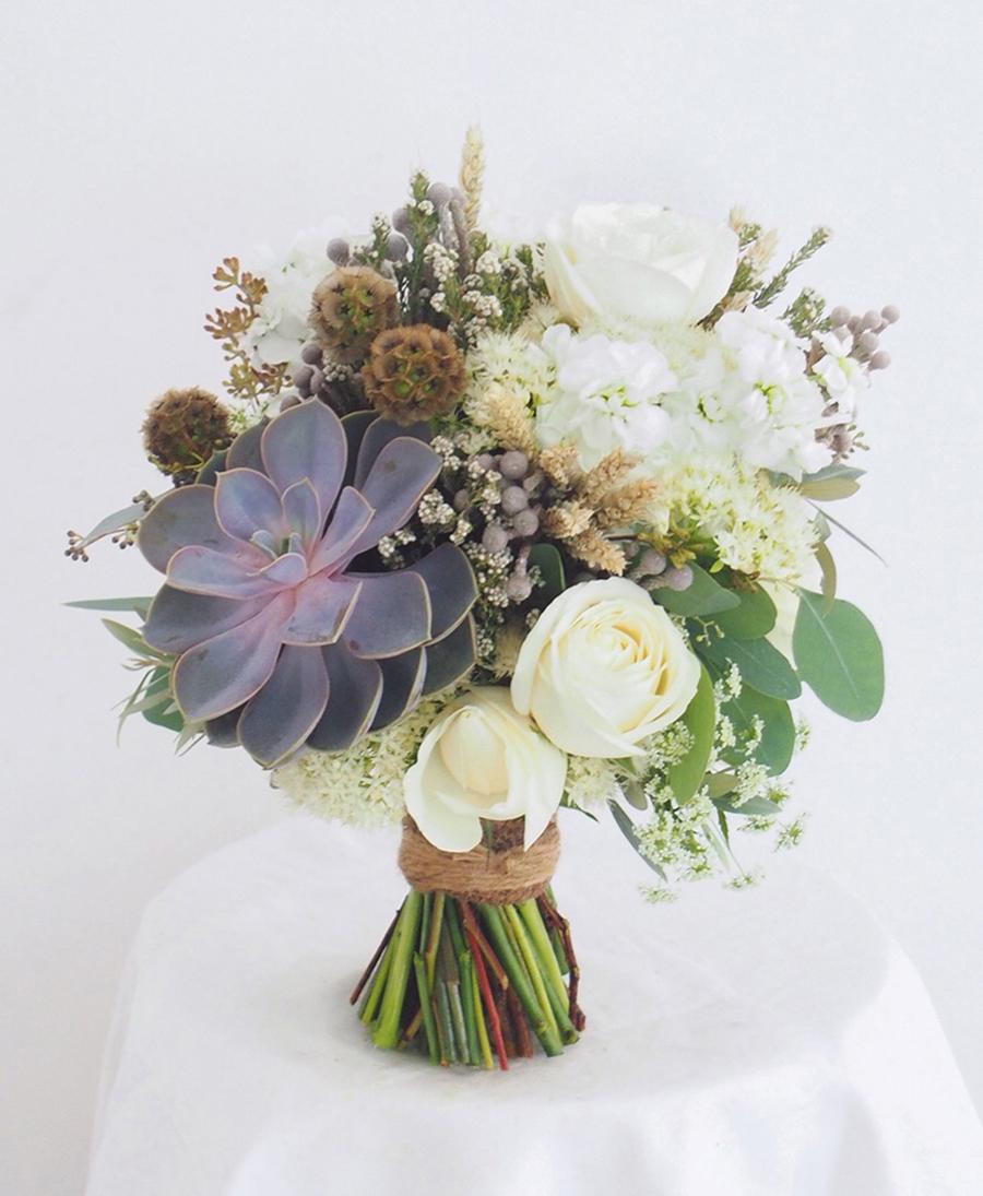 08-succulent-bridal-bouquet