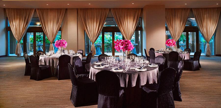 Equarius Hotel Function Room