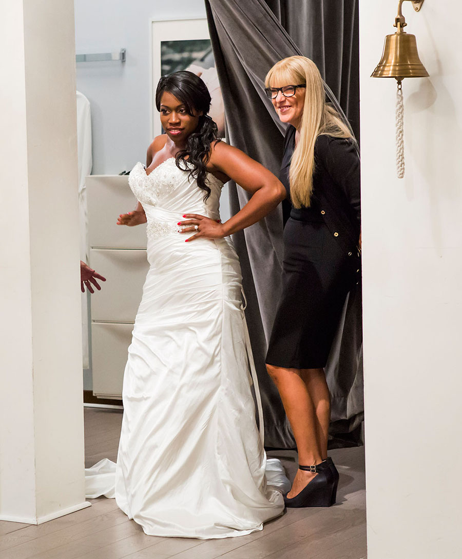 TWS Say Yes To The Dress Canada Is So Much More Than Just A Show About Wedding Dresses Please Tell Us Some Of Your Favourite And Most Heartfelt