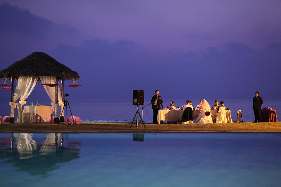 Pangkor Island Beach Resort Closed
