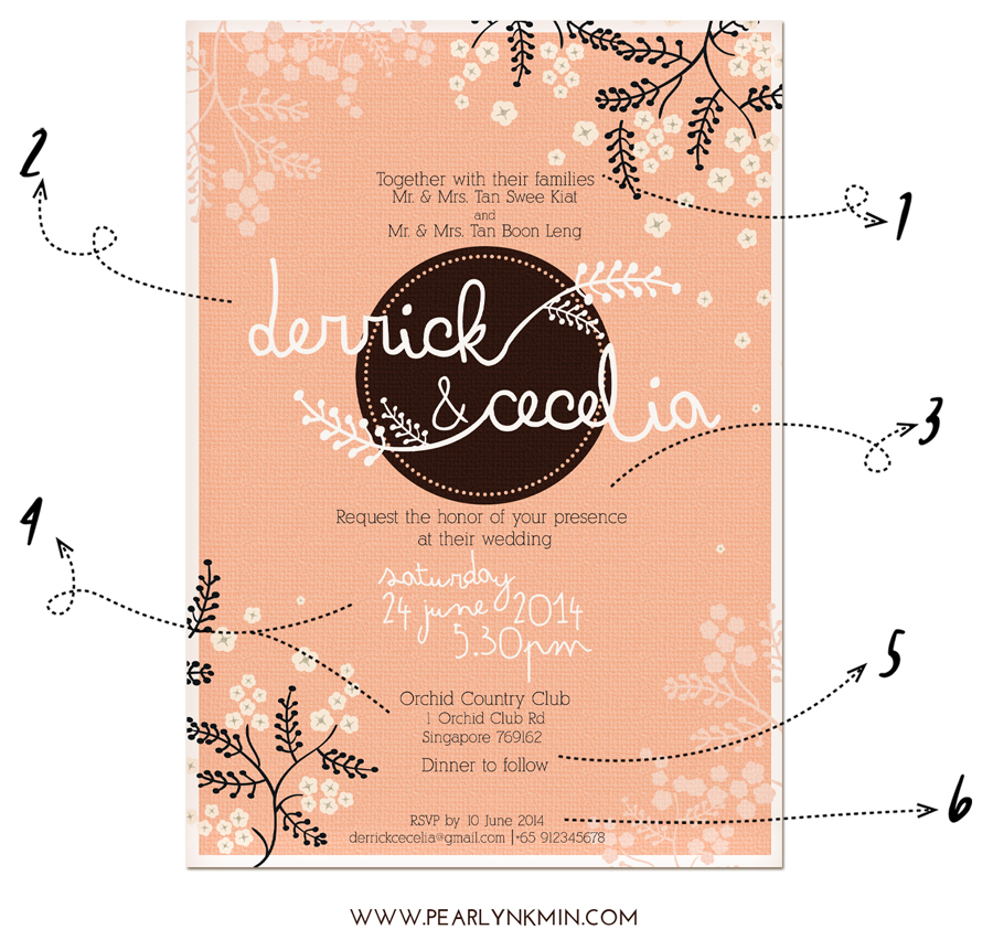 Wedding Invitation Thoughts: The Wedding Scoop