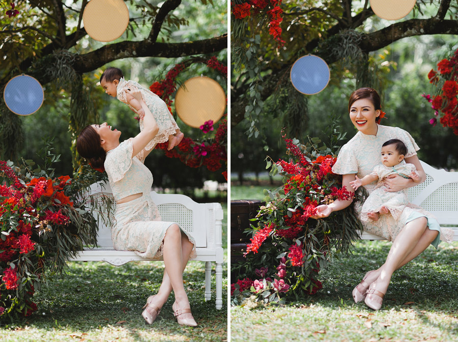 4 Generations of Love: A Styled Family Photo Shoot