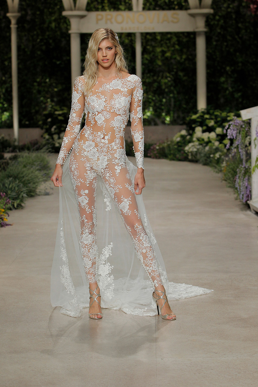 166c7660b50b Other features with Pronovias gowns. Cool for the Summer: Fashion Editorial  Shoot with Pronovias Wedding Dresses · Barcelona Bridal Fashion Week 2017:  ...