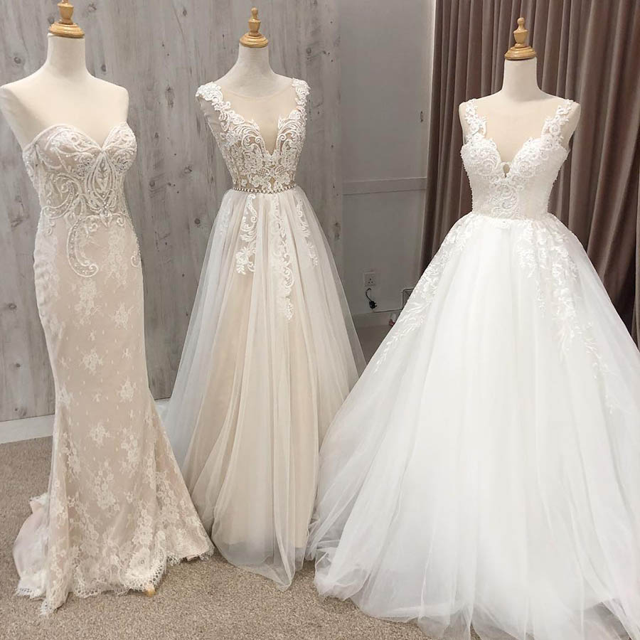 Couture Wedding Gown Rentals