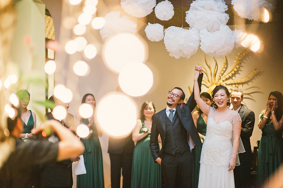 The Best of Both Worlds: Johan and Melissa's Wedding Celebrations in Malaysia