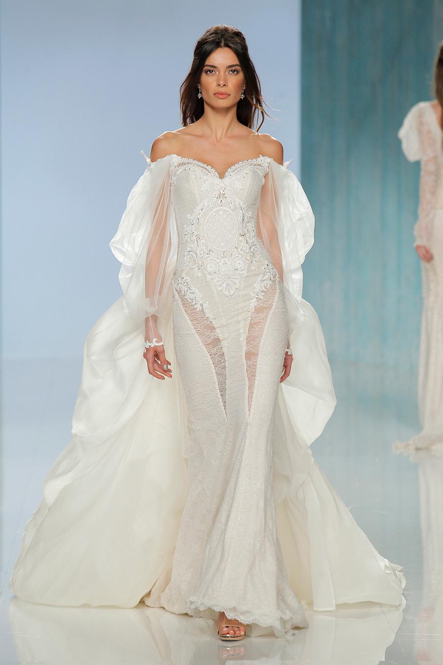 e65e21fc93 A word from Galia Lahav… GALA No. IV GALA is our premium made-to-order  bridal line