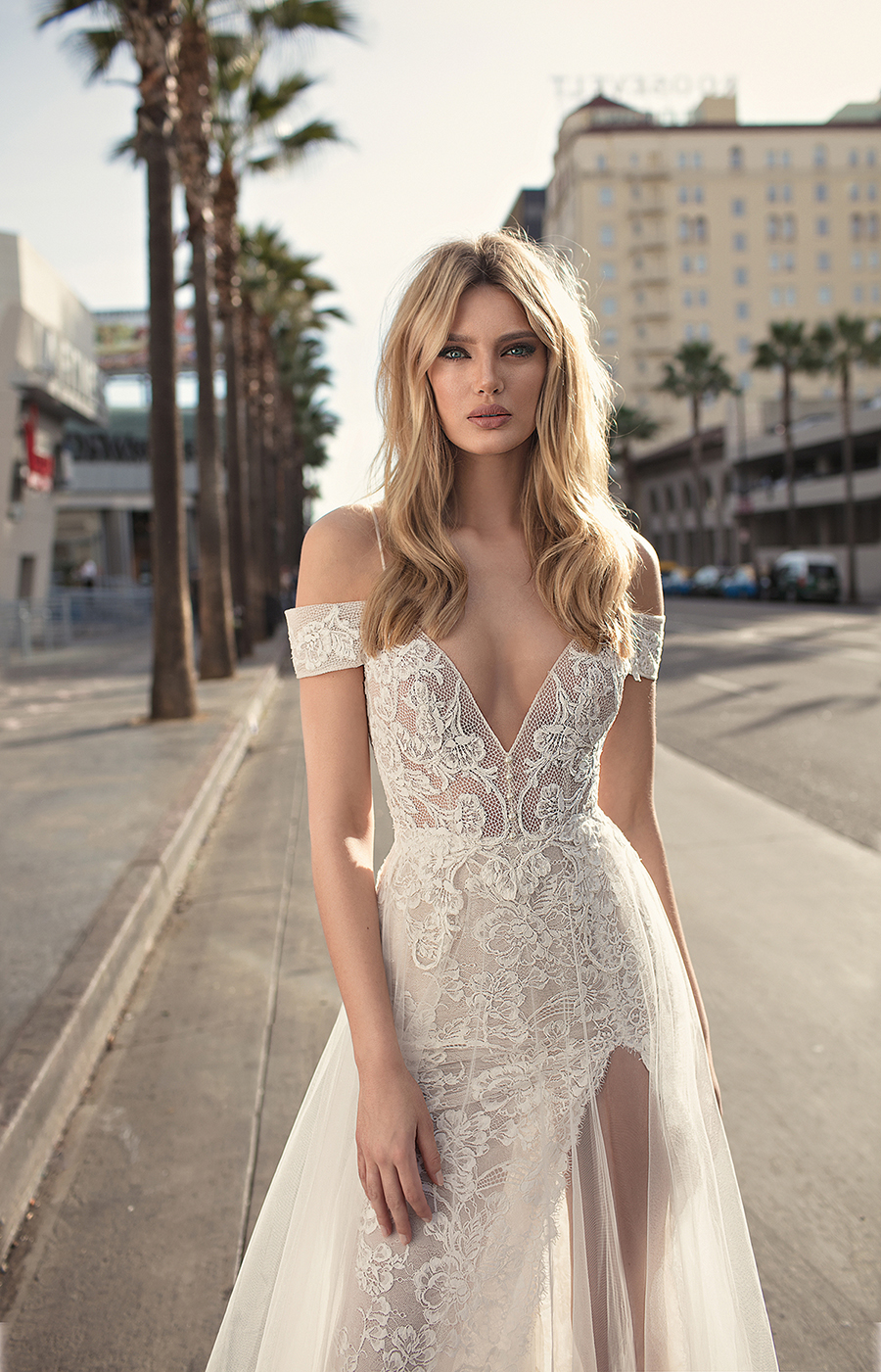 8dc3d441590a Sexy, edgy and bold - these are just some of the words to describe the 2019  Muse by Berta collection. Shot against the backdrop of the bustling streets  of ...