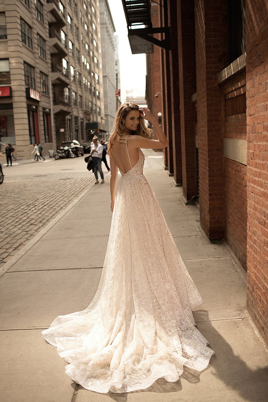 dee00c66231 The Wedding Scoop s Top Wedding Gowns of 2016 · Perfectly Pretty Bridal  Shower Inspiration