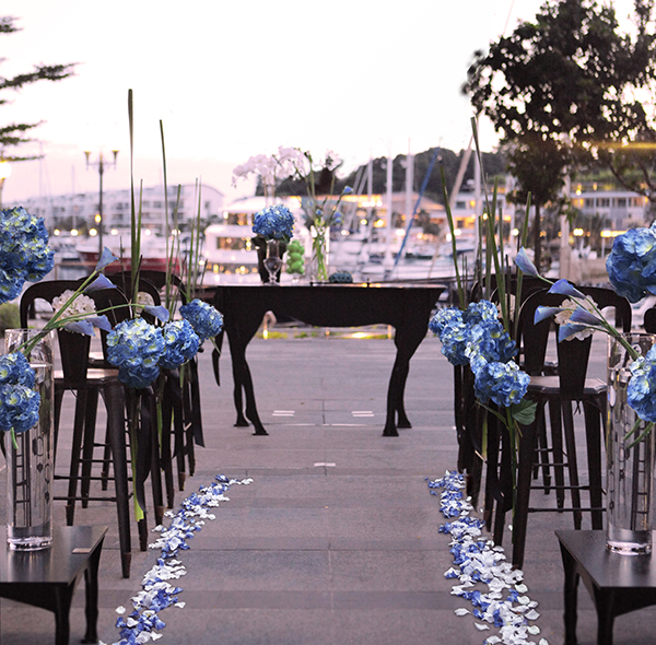 Top Wedding Venues In Singapore Picture Perfect Places To: The Wedding Scoop