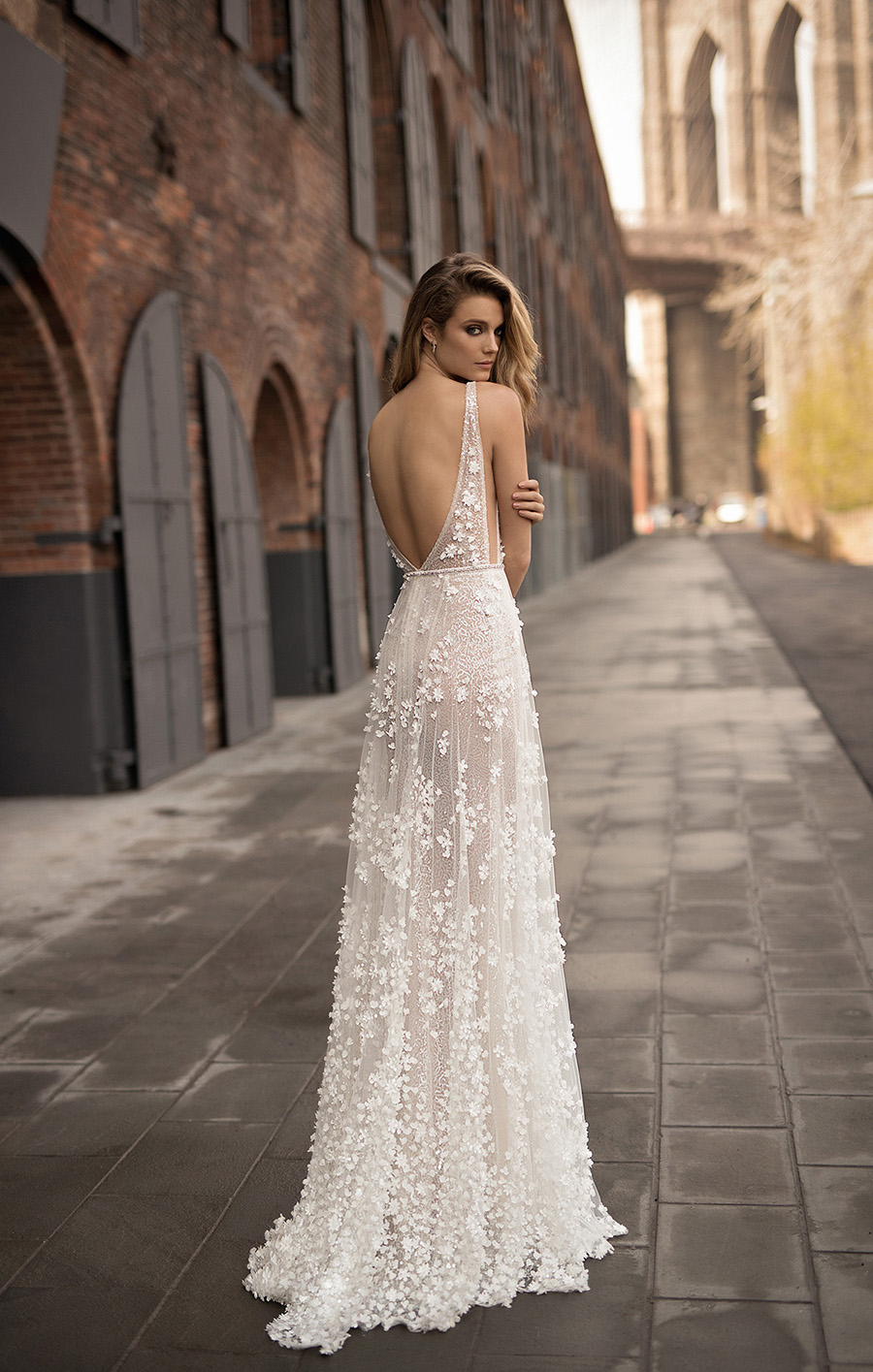 """8f2425da2770 """"The new bridal collection from BERTA is yet again a standout collection  that brings a new take on bridal fashion. Berta managed to tell a  comprehensive ..."""