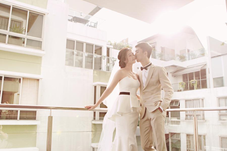 Elgin and kai wedding