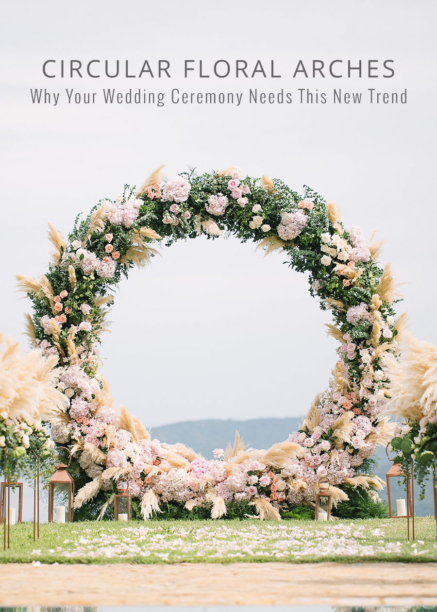 The wedding scoop symbolically the circle has been used to represent totality perfection and eternity so its only fitting that the circle is central to weddings junglespirit Gallery