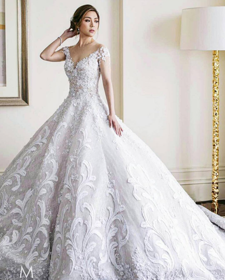Unique Wedding Gown Design Collection - Wedding Dress Ideas ...
