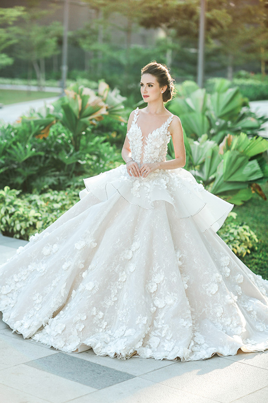 Filipino Wedding Gown Designs