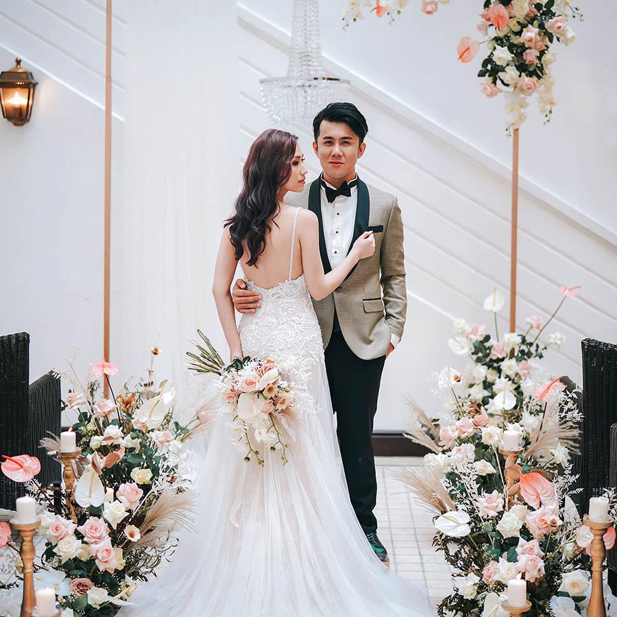 Wedding Gown Malaysia: Elegant Wedding Wedding Dress Malaysia