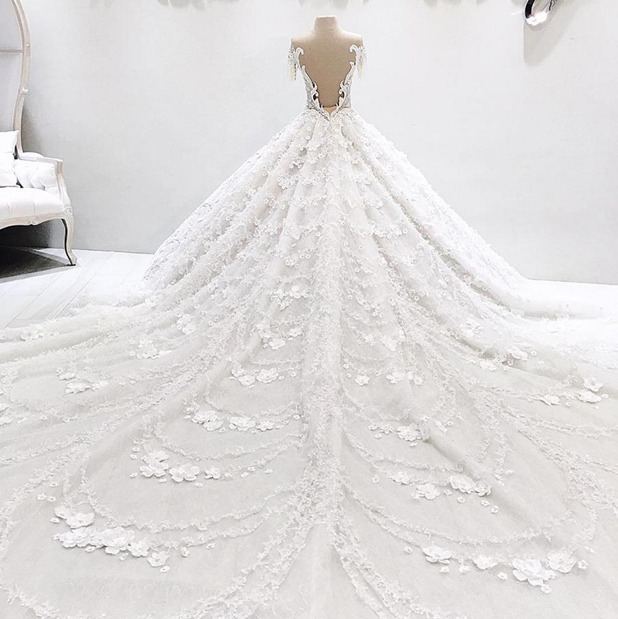 Mak tumang para inspirar confraria das noivas for Amazon designer wedding dresses