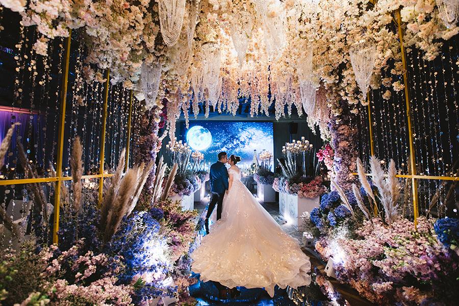 Kelvin and Yiyi's Opulent Wedding Bash in Kuala Lumpur, Malaysia