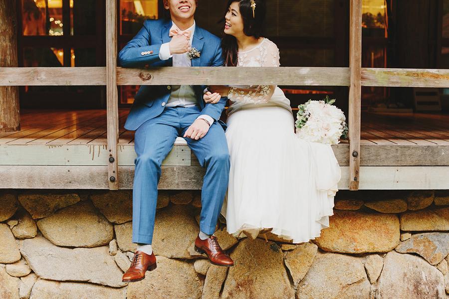Rustic Luxe Wedding at Enderong Resort, Malaysia: Jason + Kim