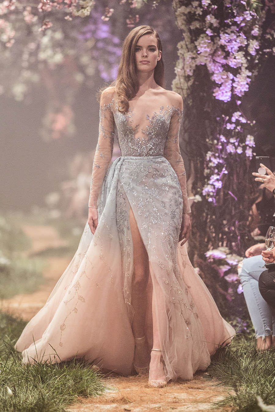 Twenty Seven Year Old Adelaide Designer Paul Vasileff Launched His Latest Couture Collection At Three Runway Shows The Fashion Festival On