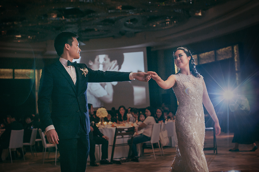 KY and Rachel's Ivory Wedding at the Grand Hyatt Kuala Lumpur