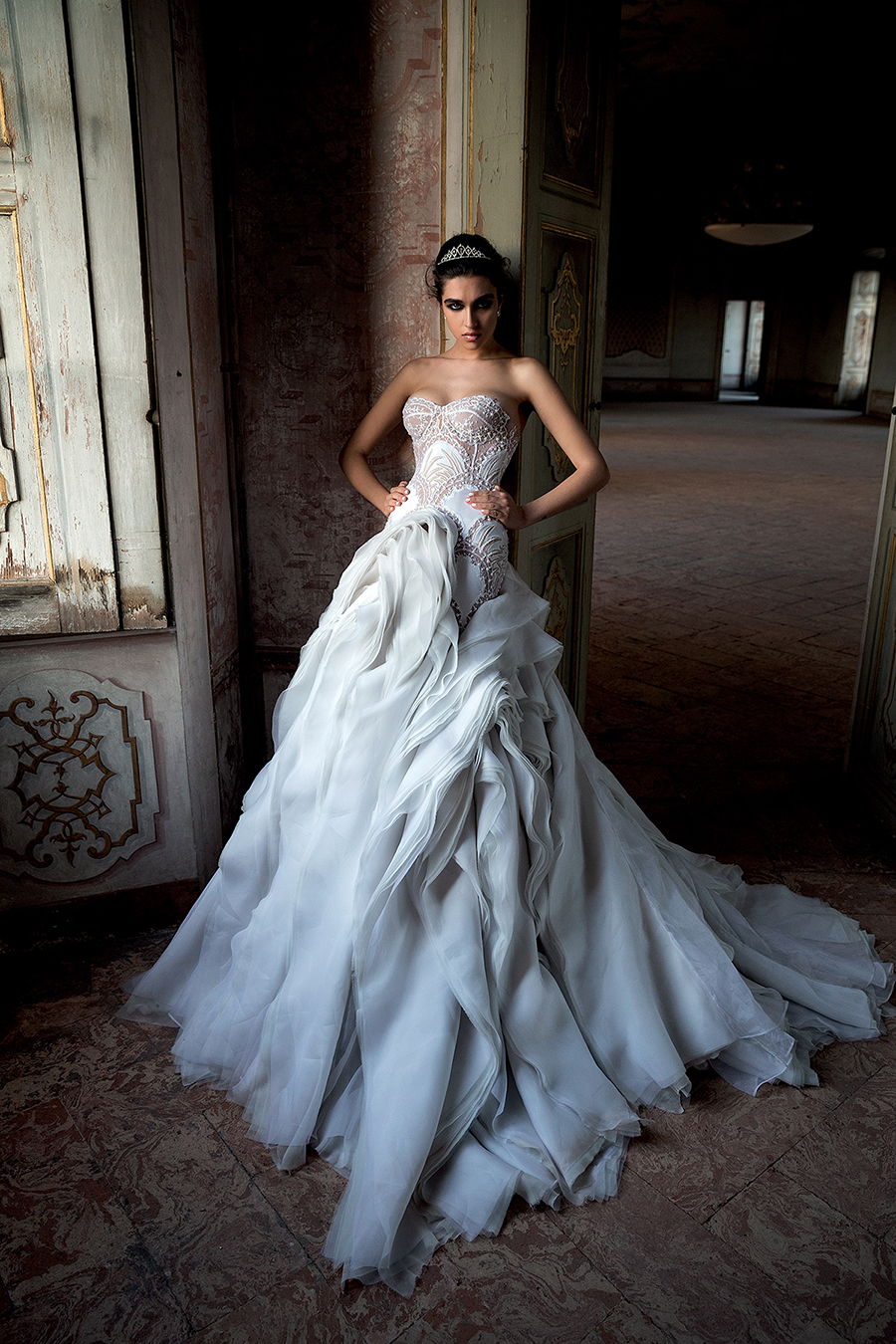 Jaton Couture Mermaid Wedding Dress Ficts
