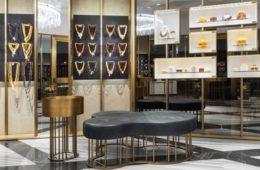thiết kế showroom trang sức đà nẵng