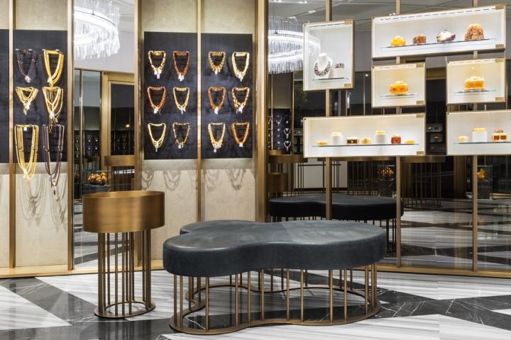 thiết kế showroom phụ kiện đà nẵng
