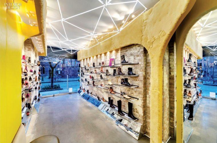 thiết kế shop giày đà nẵng