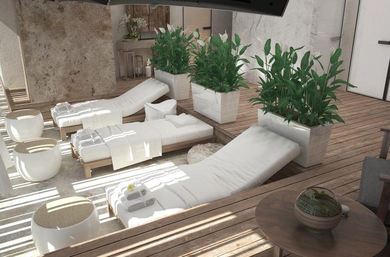 Image result for Thiết kế thi công Spa đẹp tại đà nẵng