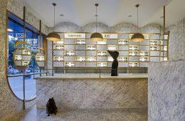 cửa hàng mắt kính