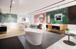 Showroom nội thất phòng tắm