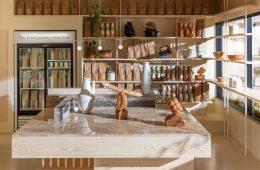 Thiết kế cửa hàng bánh mỳ