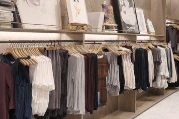 thiết kế shop quần áo nhỏ