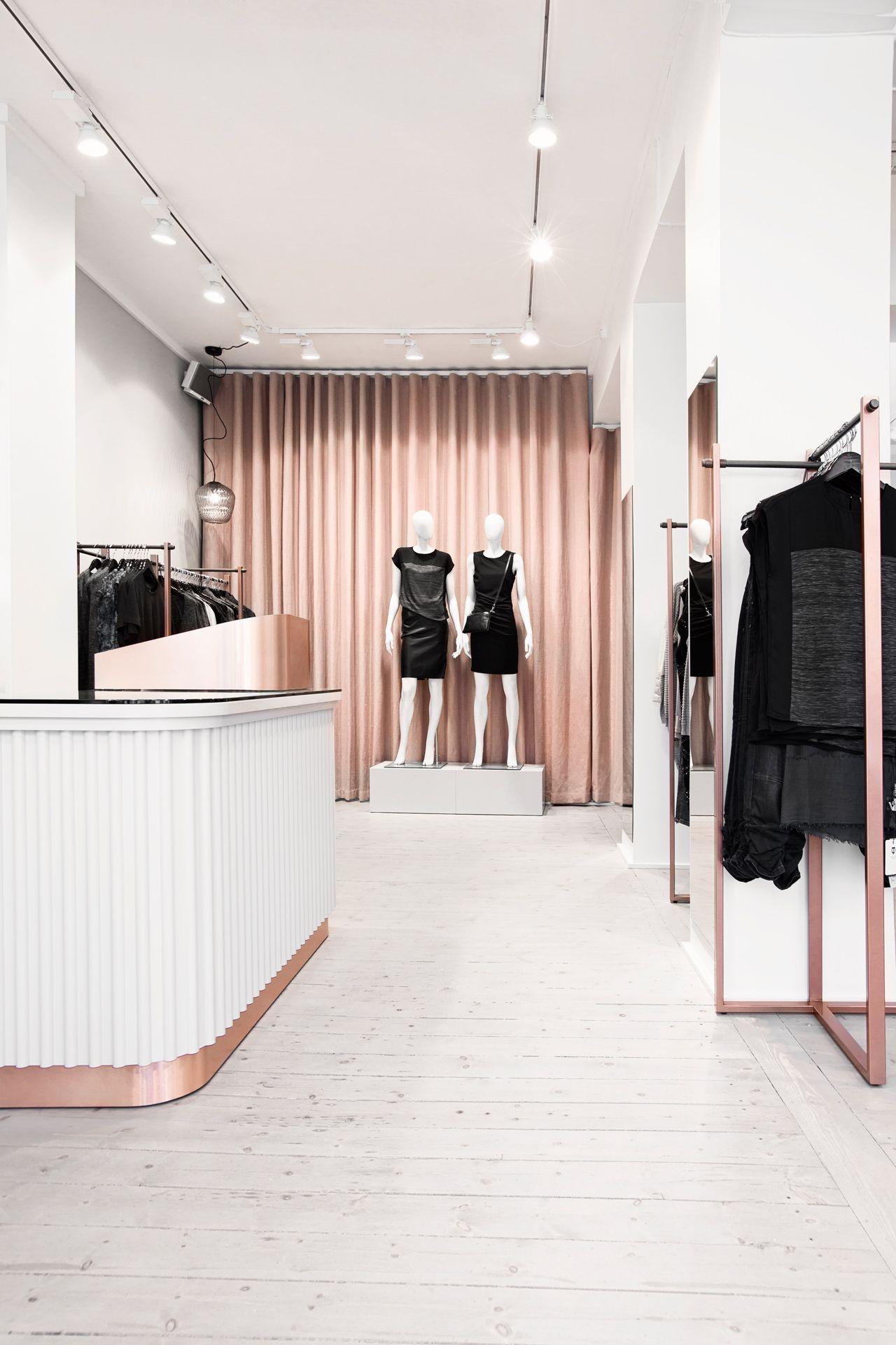 xu hướng thiết kế shop