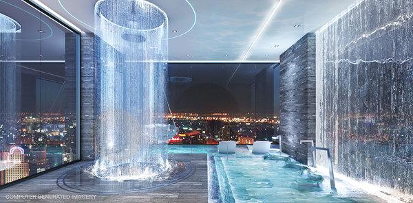 Park Origin Thonglor Tower C Floor 49 Pool