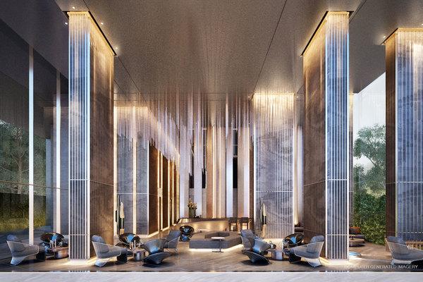 Park Origin Thonglor Tower A Lobby