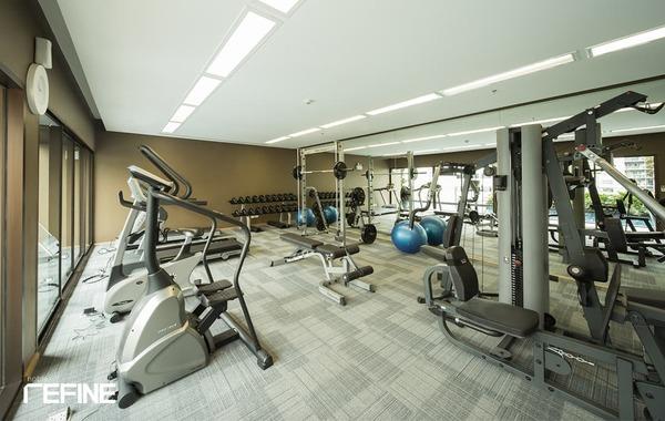 Noble Refine Facility Gym
