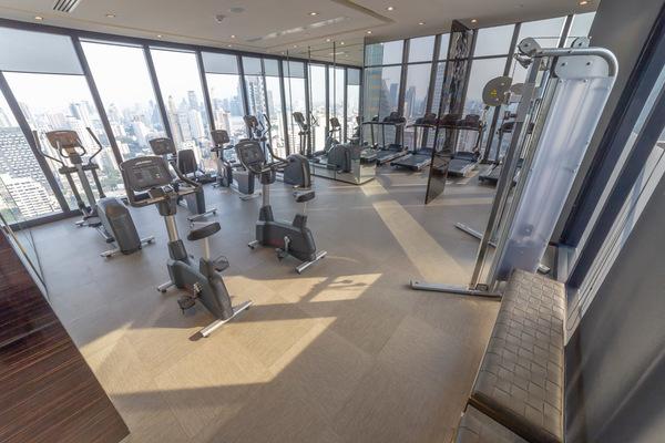 Ashton Asoke Gym